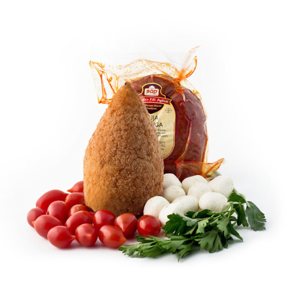 Base Pizza Pomodoro Surgelata - Fc Food